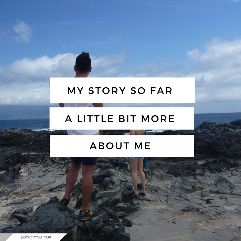 PSB - My Story So Far