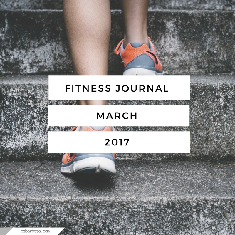 Fitness Journal March 2017 - psbarbosa.com