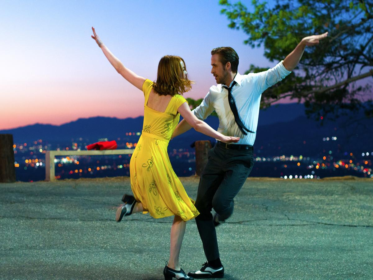 PSB - La La Land Movie Review