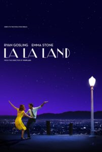 La La Land movie poster