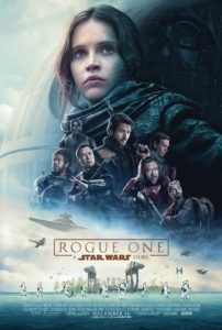 Star Wars - Rogue One - Movie Poster
