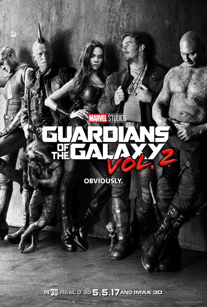 Guardians Galaxy 2 Movie Review